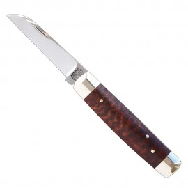 Snakewood Senator pocket knife