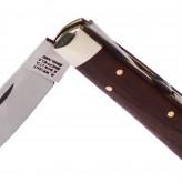 Wood Lock Knife